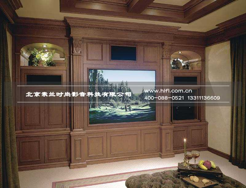 built-in-home-theater-design